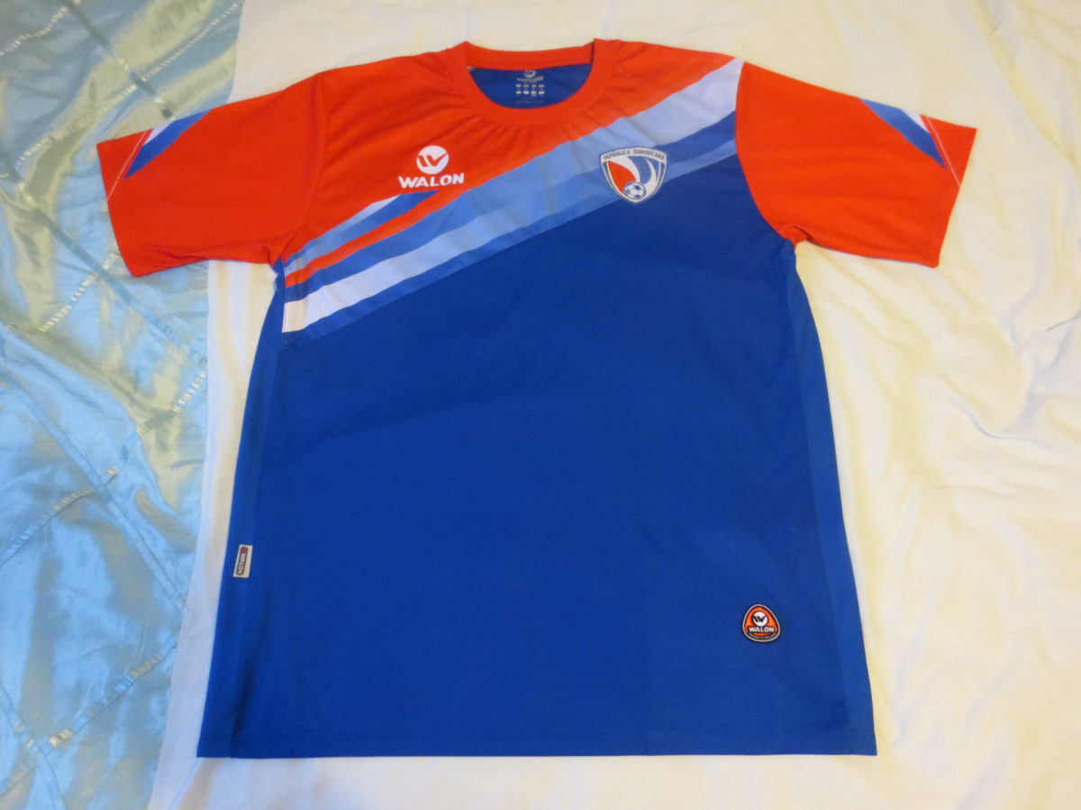 new styles 28577 26046 Dominican Republic - Kris' national team collection